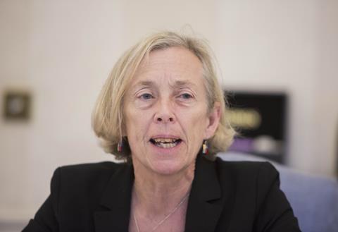 Professor Cathy Warwick
