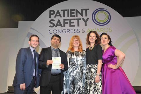 Education and training in patient safety