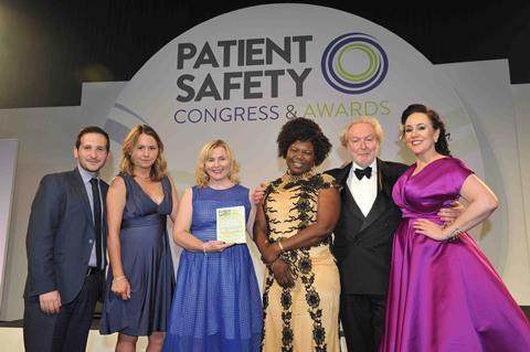 Patient safety in care of older people