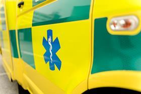 Eleven patients suffered harm after ambulance handover delays