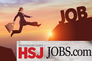 HSJ Jobs Adverts