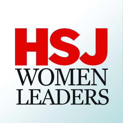 HSJ Women Leaders network logo